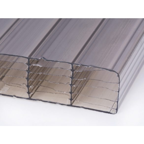 Bronz Standard Polikarbonát 16mm (210x500cm)