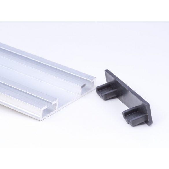 Polikarbonát (Alu Leszorító  profil 50mm) 500cm