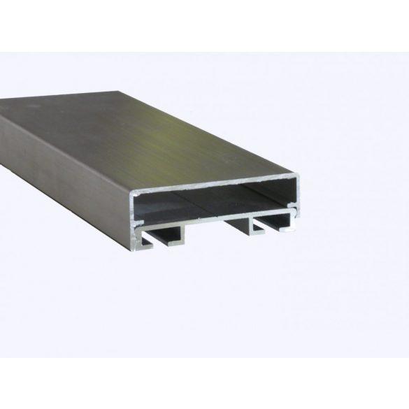 Alu leszorító takaró profil 50mm 600cm