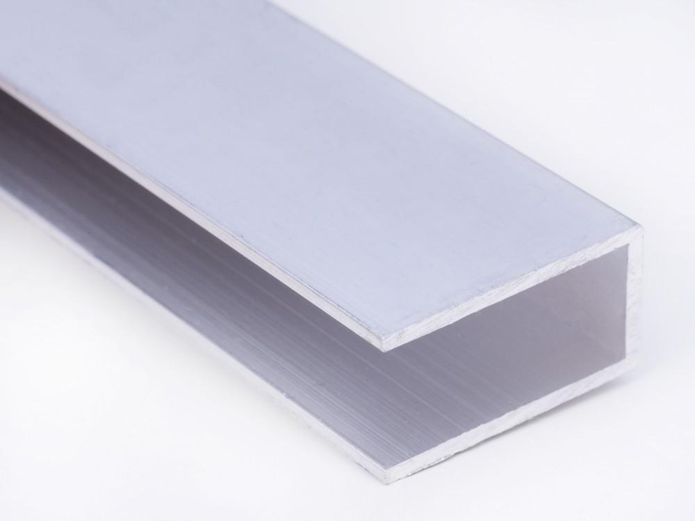 Aluminium u profil budapest