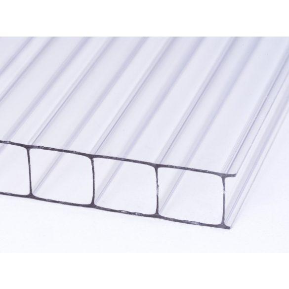 Víztiszta Standard Polikarbonát 10mm (105x400cm)